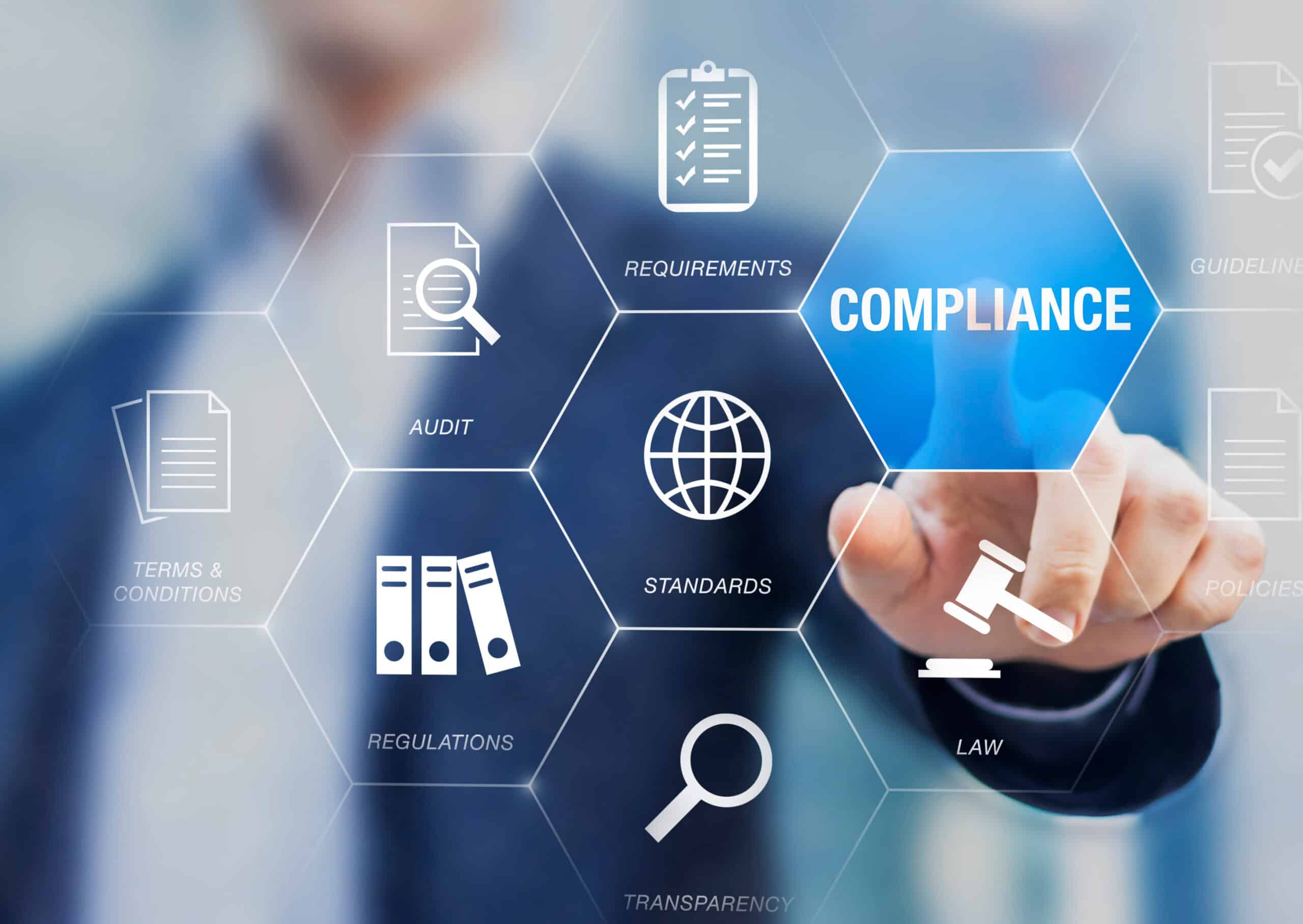 Compliance,To,Standards,,Regulations,,And,Requirements,To,Pass,Audit,And